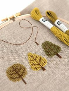 Thrilling Designing Your Own Cross Stitch Embroidery Patterns Ideas. Exhilarating Designing Your Own Cross Stitch Embroidery Patterns Ideas. Cross Stitching, Cross Stitch Embroidery, Embroidery Patterns, Hand Embroidery, Floral Embroidery, Crochet Patterns, Cross Stitch Tree, Cross Stitch Flowers, Cross Stitch Designs