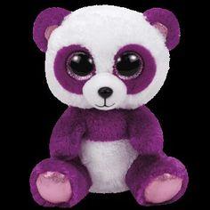 Ty Beanie Boos Boom Boom Panda Small