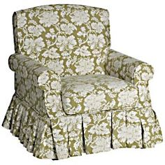 Love, love, LOVE this chair!!!!!!!!!!!!!! I want it sooo bad... :) I think it would be gorgeous in a nursery...