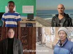 Watch the teaser for #TheMaskYouLiveIn, a new film from Jennifer Siebel Newsom