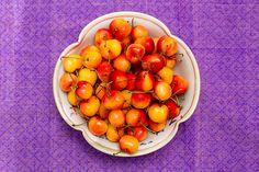 Cherries for Cherry Coconut Ice Cream from www.icecreamunicorn.com