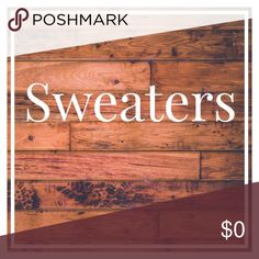 Men's and Women's Sweaters Other