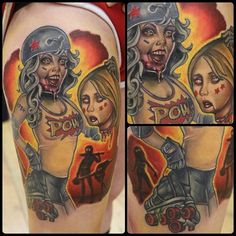 A selection of work, from one of the featured artists at the North East Tattoo Expo 2014, held at The Arc Stockton on the 14th -15th June 2014 http://www.northeasttattooexpo.co.uk #northeasttattooexpo #tattoo #northeast #tattooartist #tattooconvention #tattoos #paulvanderjohnson
