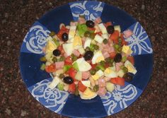 Photo Fruit Salad, Food, Spain, Gastronomia, Bean Salads, Vegetables, Cooking Recipes, Dishes, Cartagena
