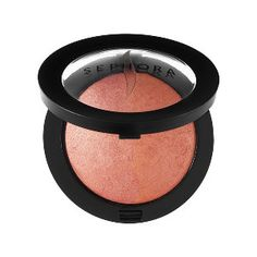 SEPHORA COLLECTION - MicroSmooth Baked Blush Duo   in 01 Tangerine Tease #sephora