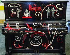 BEATLES MAGAZINE http://beatlesmagazine.blogspot.com/2014/11/paul-and-ringo-sign-piano-for-slidell.html