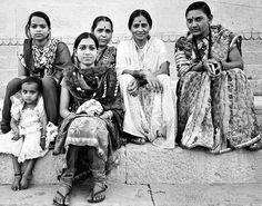 Indian Family  by Sébastien Pineau