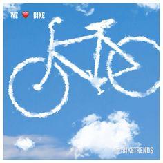 Mais um dia lindo! Bom domingo #bikelovers!