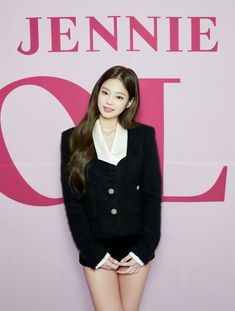 """BLACKPINK's Jennie revealed her thoughts on her debut as a solo artist. On November the press conference for Jennie's solo debut track, """"SOLO"""" was held. She said, """"The track was revealed at BLACKPINK's concert, but I still can't b."""