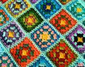 Granny Squares...colorful