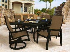 Award-Winning Home Decor, Outdoor Furniture, Garden Center and Nursery - Down to Earth Living Contemporary Dining Sets, Family Brand, Outdoor Tables, Outdoor Decor, Fort Lauderdale, Beautiful Homes, Outdoor Living, Outdoor Furniture Sets, Living Spaces