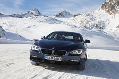 BMW 640d Gran Coupe: 3-liter six-cylinder in-line diesel, 313 hp and 630 Nm of torque. Best in Class?