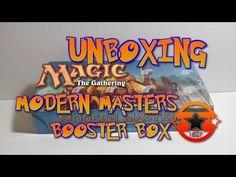 ▶ #MTG Modern Masters Booster Box Opening Epic Pulls - #YouTube #stonelane1827