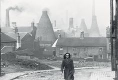 1946 Staffordshire Potteries Stoke on Trent