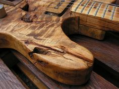 BlackBeard Guitars Root