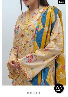 Salwar Neck Designs, Neck Designs For Suits, Kurta Neck Design, Neckline Designs, Sleeves Designs For Dresses, Dress Neck Designs, Sleeve Designs, Stylish Dress Book, Stylish Dresses For Girls