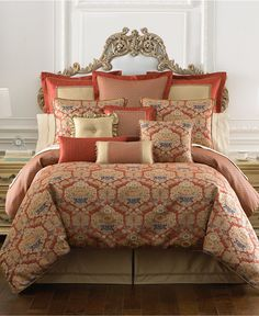 Waterford Olympia Bedding Collection - Bedding Collections - Bed & Bath - Macy's