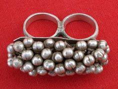 Jewellery India: Tribal Jewellery of Rajasthan-Finger Rings