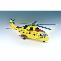 """Testors 1:43 """"Quick Build"""" Canadian EH-101 Cormorant Rescue Helicopter by Testors INC.. $11.51. Authentic, realistic look for modelers and collectors.. Skill Level 1: for 8 years or older. Testors Die Cast """"Quick Build"""" model for beginning modelers.. Die cast, snap together design requires no painting or glue.. 1:43 scale version of the Canadian rescue helicopter EH-101 Cormorant. This version of the EH-101 helicopter, specializing in sea searches and rescue missions, was..."""