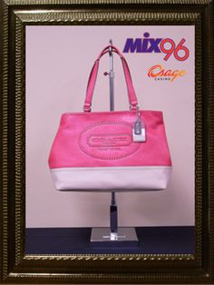 Mix 96 Pick Your Purse - Purse #2  http://www.mix96tulsa.com/s/pick-purse/