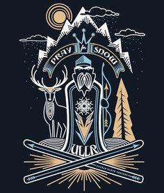 Ullar, Norse god of snow.