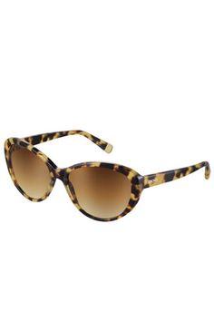 DKNY cat-eye sunglasses