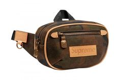 f047d849c1dde Buy and sell authentic handbags including the Louis Vuitton x Supreme  Bumbag Monogram Camo PM Camo in Canvas with Brass-tone and thousands of  other used ...