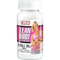 Krill Oil - Lean Body For Her - 60 caps (expires: 2017/03/31)