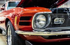Ford Mustang/ K.Elizabeth Photography