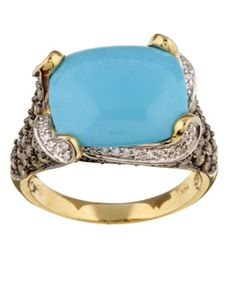 ring that I am obsessed with-may be my something blue-and like the idea of turquoise for wedding invitations