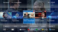 ARD Digital - Digitales Fernsehen der ARD - Digitalfernsehen - Digital TV - Alle Programminfos