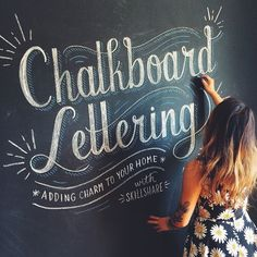 """886 Likes, 45 Comments - Lauren Hom (@homsweethom) on Instagram: """"Exciting things happening today! Shooting a chalk lettering class in my studio with the lovely…"""""""