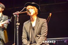 Crooked: LUNAFLY NO BRASIL - SHOW
