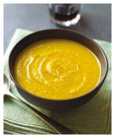 Una zuppa raffinata, senza latticini, che vi sorprenderà per il suo gusto vellutato e cremoso