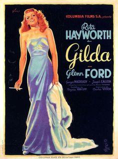 El señor de los bloguiños: Gilda (1946) de Charles Vidor