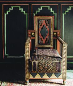 yves saint laurent morocco furniture - Cerca con Google