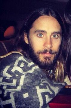 """""""For the ladies. Jared Leto Hot, Life On Mars, Shannon Leto, Just Jared, Love Me Forever, Most Beautiful Man, Beautiful People, Luke Hemmings, Perfect Man"""