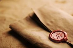 How to fold Regency Letter for a Wax Seal