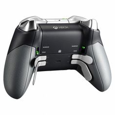 "ModFreakzâ""¢ Replacement Silver Paddles For Xbox One Elite Controller *** You can get additional details at the image link.(It is Amazon affiliate link) #MicrosoftXboxGamesCollection"