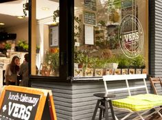 Healthy Hotspot Utrecht: Eethuis Vers