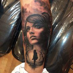Done by Kamil Strelal, tattoo artist at Art N Soul Tattoo Studio (Devon), UK TattooStage.com - Rate & review your tattoo artist. #tattoo #tattoos #ink