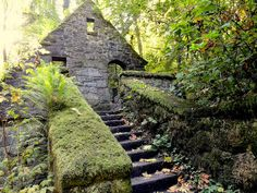 The Witch's Castle in Forest Park, Portland