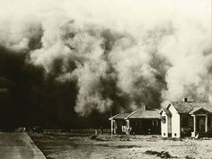 The Dust Bowl Revisited: 2012