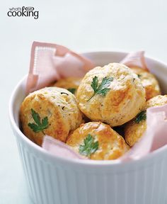 Herbed Biscuits With Smoked Salmon Recipes — Dishmaps
