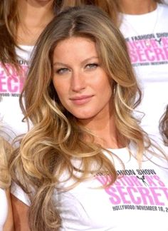 How to Get Gisele Bunchen's Hair Color