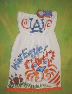 AU dress by Kelly Jackson