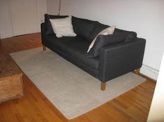 karlstad sofa sivik dark gray - Google Search