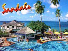 Sandals Resort St Lucia www.dreamwithrobandjen.com