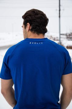 Check out Sudbury's newest activewear company Evol Activewear! We spoke with Tylor Ralph, one of the creators and designers behind Evol Activewear. Shop Local, Polo Shirt, T Shirt, Activewear, Mens Tops, Shopping, Fashion, Supreme T Shirt, Moda