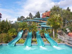 I want to take my kids to wet'n'wild and be a part of the fun WITH them, not just watching them.